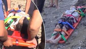 Silivride dehşet anları iki genç kız 50 metre yükseklikten düştü...