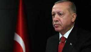 Cumhurbaşkanı Erdoğandan Van şehitlerinin ailelerine başsağlığı mesajı