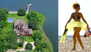 Koronadan uzak tatil için aylık 3 milyon liraya ev kiraladı