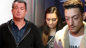 Son Dakika | Acun Ilıcalı duyurdu, İspanyollar bombayı patlattı Mesut Özil ve eşi...