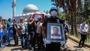 Siirtte şehit düşen Özel Harekat polisi Anıl Kemal Kurtul son yolculuğuna uğurlandı