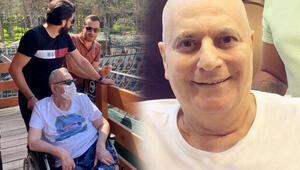Mehmet Ali Erbil kök hücre tedavisine başlıyor... İşte son hali