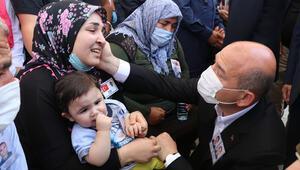 Şehitler Üstüner ve Keskin Ankarada son yolculuklarına uğurlandı