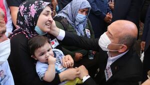 Şehitler Üstüner ve Keskin, Ankarada son yolculuğa uğurlandı