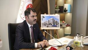 Bakan Murat Kurum: 940 bin konuta ulaştık