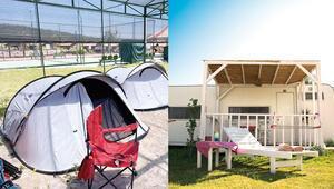 Çadır tatili mi yoksa karavan mı Bu da kamp, bu da kamp