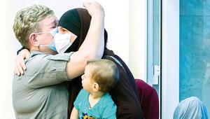 Natalia ve çocuklarını MİT kurtardı