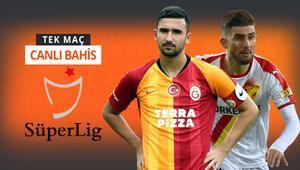 Galatasaray, Avrupa bileti için kazanmak zorunda Göztepeyi yenerlerse iddaada...