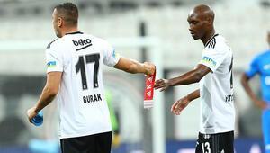 Fenerbahçe maçı öncesi Beşiktaşta Atiba ve Burak Yılmaz gelişmesi