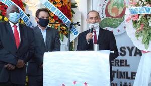 Avrasya Yerel Yönetimler Birliği, yeni hizmet binasına taşındı