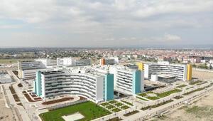Konya Şehir Hastanesi açılışa hazır