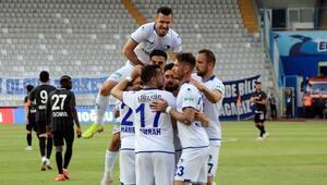 Son dakika Erzurumspor, Süper Lige yükselen ikinci takım oldu