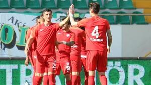 Akhisarspor 3-4 Keçiörengücü