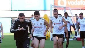 Beşiktaş, Fenerbahçe derbisinin hazırlıklarını tamamladı
