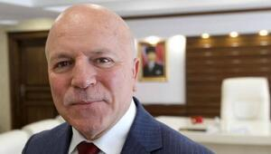 Büyükşehir Belediye Erzurumspor Onursal Başkanı Sekmen: Söz verdiğimiz gibi