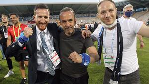 Erzurumspor Teknik Direktörü Mehmet Özdilek: Bir yıllık emek var