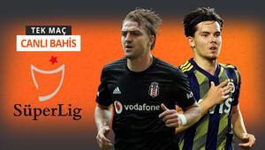 Vodafone Parkta derbi heyecanı Beşiktaş ile Fenerbahçe arasındaki maçın iddaada favorisi...