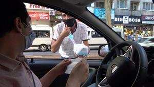 Sağlıksız ortamda satılan maskeler tehlike saçıyor