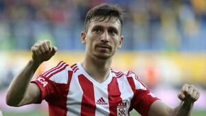 Son dakika Mert Hakan Yandaş, Sivasspora veda etti