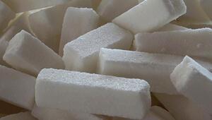 Karadeniz çayı Erzurumda kıtlama şekerle içiliyor