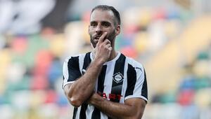 TFF 1. Ligin en golcüsü Altaylı Marco Paixao