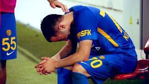 Ankaragücü, Süper Ligde 5. kez küme düştü