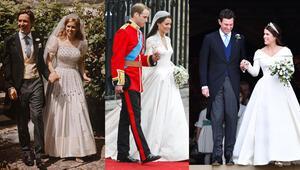 Kraliyet ailesinin en güzel gelini kim Meghan mı, Kate mi Beatrice mi