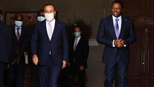 Bakan Çavuşoğlundan Togolu mevkidaşıyla düzenlediği ortak basın toplantısında önemli açıklamalar