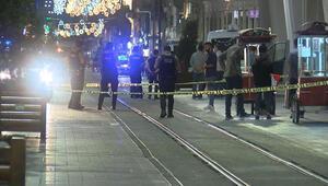 Son dakika haberi: İstiklal Caddesinde şüpheli paket alarmı
