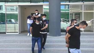 Bursada uyuşturucu operasyonunda 8 gözaltı