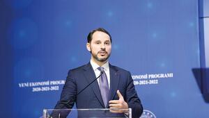 Hazine ve Maliye Bakanı Berat Albayrak: 'Hedefimiz sağlam bir Türkiye ekonomisi'