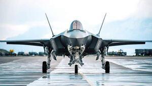 ABD Hava Kuvvetleri Türk F-35'lerini alacak