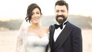 5 yıllık evlilik bitti... Bülent Emrah Parlak ve  Burcu Gönder boşandı