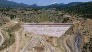Kurtuluş Barajı ile ekonomiye 4 milyonluk katkı