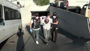 Bağcılarda şüphe üzerine durdurulan otomobilden 7 kilo eroin çıktı