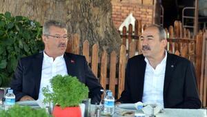 Başkan Gülsoydan Kayseri Şekere ziyaret