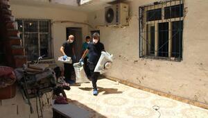 Diyarbakırda bir kadın silahla vurulmuş halde bulundu