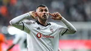 Son Dakika   Burak Yılmaz Beşiktaştan ayrılıyor Yeni takımı...