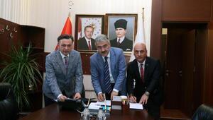 Eskişehirde, Valide Malhatun Anaokulu işbirliği protokolü imzalandı