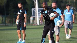 Trabzonspor, Hes Kablo Kayserispor maçı hazırlıklarını sürdürdü