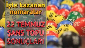 997. hafta Şans Topu çekiliş sonuçları: İkramiye 3 ile çıktı - MPİ  22 Temmuz 2020 Şans Topu sorgulama
