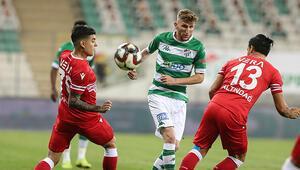 Bursaspor 0-0 Adana Demirspor | MAÇIN ÖZETİ