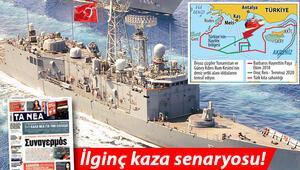 Son dakika haberi: İlginç kaza senaryosu Ankaradan Atinaya ders