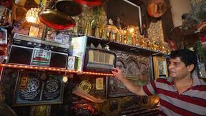 Gazzedeki felafil dükkanı, müşterilerini 100 yıl öncesine götürüyor