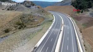 Amasya çevre yolu cumartesi günü açılıyor
