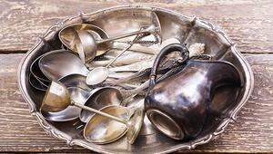Evdeki gümüş eşyaların bakımı nasıl yapılır