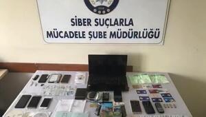 Trabzonda yasadışı bahis oynatanlara operasyon