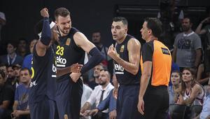 Son Dakika | Fenerbahçe Beko, Kostas Sloukas ile yollarını ayırdı