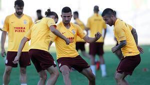 Galatasarayın Antalyaspor maçı kamp kadrosu belli oldu