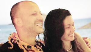Rıza Kocaoğlu ve Hazal Subaşıdan aşk pozu